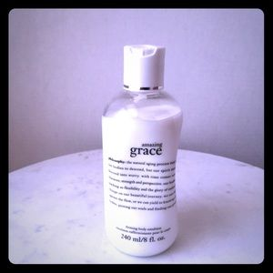 Amazing Grace by Philosophy lotion